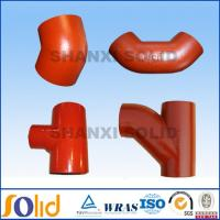 cast iron hubless pipe fittings ISO6594 Manufactures