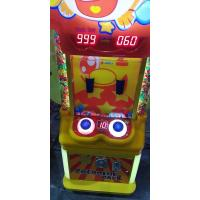Metal Plastic Kids Arcade Machine 833mm*560mm*1850mm Colorful Ball Subject Manufactures