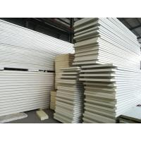 Quality Good Price Insulated Panels Exterior Wall and Roof White PPGI 950# Polyurethane PU Sandwich Panel for sale