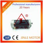 48Volt 1.2KW Brush Permanent Magnet DC Motor OD 80mm IE4 Efficiency Manufactures