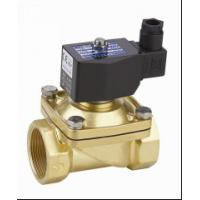 "Brass Electronic 3/4""Water Solenoid Valve Direct Operated Two Way Manufactures"