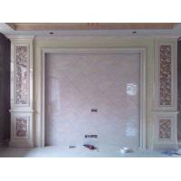 Durable UV Panel Artificial Marble Prefabricated Housing UV Coating Board Manufactures