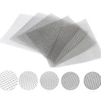 China 100 Mesh Inconel 600 625 Fine Woven Wire Mesh Filter Screens 0.15 - 2mm Aperture on sale