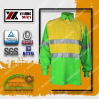 fluorescent red high visibility jacket Manufactures