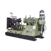 XY-5A Spindle type core drilling rig Manufactures