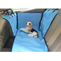 Comfortable Travel Dog Car Seat Covers Hammock Constant Temperature Manufactures