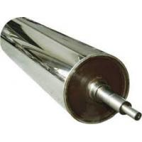 Embossing PVC Mirror Roller For Sheet Machne , Calendeing Machine Manufactures