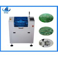 China PC Control SMT Mounting Machine Automatic Stencil Printer With Max Pcb 1200mm for sale