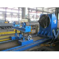 China 10T Tail Stocks Rotary Welding Positioners , Tig Welding Equipment on sale