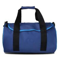 Blue Color Unique 600D Polyester Large Travel Luggage Bags Quickly Delivery Time Manufactures