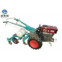 22 Horsepower Walk Behind Tractor Mower With Single Cylinder Engine Type Manufactures