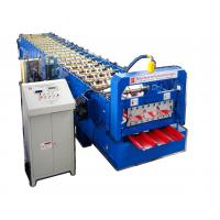 Colored Steel Roofing Sheet Roll Forming Machine Corrugated Steel Sheet Making Machine Manufactures
