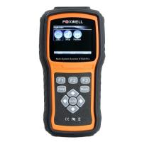 Foxwell NT520 Pro Automotive Diagnostic Tool Support Read & erase Code, Live Data , Adaptation Coding and Programming Manufactures