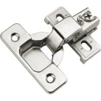 China Metal Kitchen Cabinet And Door Concealed Hinges / Slide On Aluminium Profile Hinges on sale