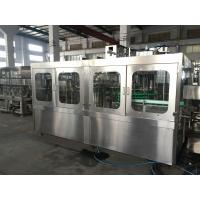 Stainless Steel Automatic Liquid Filling Machine And Capping Machine 380V 50HZ Manufactures