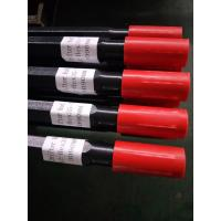 API Approval R25 Drill Shank End Rod , Rock Drill Rod For Tunneling / Mining / Quarrying Manufactures