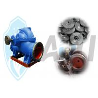 Double Suction Volute Pump , Volute Casing Centrifugal Pump For Stagnant Water Manufactures