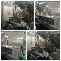 Stable Performance Automatic Bottle Capping Machine Convenient Operation Manufactures