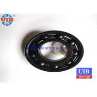 Electroplating High Temperature Bearings , 6205 Open Style Anti Oxidation Bearings Manufactures