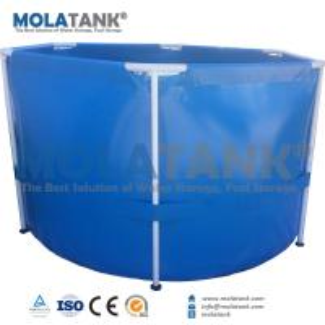 Molatank Flexible Ecnomic PVC 500L-40,000L Aquarium Fish Tank For Sale Manufactures