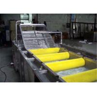 China Industrial Canned Fruit And Vegetable Cleaner Machine Low Noise Smooth Operation on sale