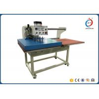 Buy cheap Fully Automatic T Shirt Heat Transfer Machine with Pneumatic System from wholesalers