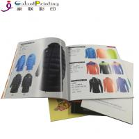 Custom Softcover Book Catalogue Brochure Printing Paper Printing Services Manufactures