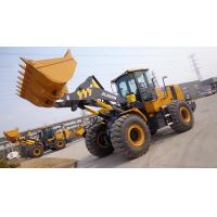 XCMG ZL50GN Compact Wheel Loader 3m3 Bucket Size / 5 Ton Loader Machine Manufactures