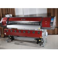 Sturdy Uni - Body Frame 6 Feets Dye Sublimation Printers Machine CMYK Color Manufactures