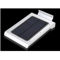 Solar Power Automatic Security Outdoor Garden Lights , Heatproof Automatic LED Light Manufactures