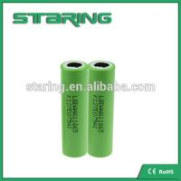 Fast shipping High drain rechargeable  LGAHA1  18650 1300MAH battery  for battery power Manufactures
