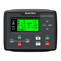 High Quality Diesel Engine Automatic Electric Genset Control Panel Manufacturers SmartGen HGM6120N Generator Controller Manufactures
