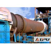1.9×39m Rotary Lime Kiln For Steel Making Factory And Iron Alloy Factory Manufactures