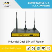 RS232/RS485 industrial celullar module 3g router wcdma  with dual wifi F3B32 Manufactures