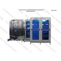 PECVD Thin Film Coating Machine , SiC  Vacuum Metalizing Machine For Hydrogen Fuel Cell Power Module Manufactures