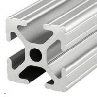 T-slot  aluminum extrusion profiles Steel polished Suface Treatment Manufactures
