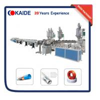 China Aluminum PE Pipe Making Machine 16mm-32mm Manufactures