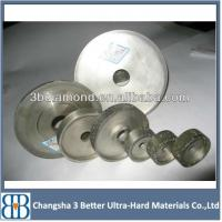 China Manufacturer Flat Electroplated Diamond Grinding Wheel Manufactures