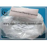 1255-49-8 99% Purity Testosterone Phenylpropionate Muscle Growth Steroid Hormone Manufactures