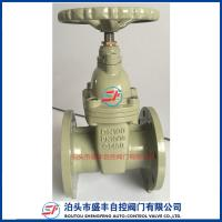 China 4 Inches Cast iron Gate Valve on sale