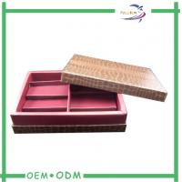 Novelty Unusual Chocolate Gift Boxes , Luxury Cardboard Packaging Box Manufactures