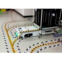 Intralogistics Bi Directional Tunnel AGV Automated Guided Vehicle Robot With High Load Capacity Manufactures