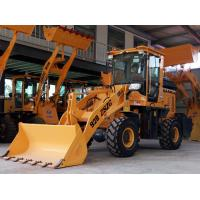 China compact front end loaders small bucket wheel loader for sale wholesale