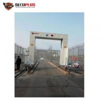 Occupied Car Inspection Solution X Ray Container Scanner Vehicle Inspection Screening System Manufactures