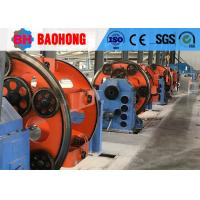 Multiple Rigid Frame Stranding Machine / Core Laying Up Stranding Machine Manufactures