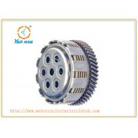 Street Motorcycle Starter Clutch Gear AX100 With ADC12 Central Pressure Plate / motorcycle clutch assembly Manufactures