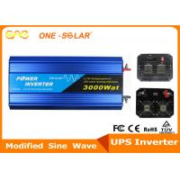 China Home Full Power Modified Sine Wave Inverter 300W - 3000W DC To AC With Charger on sale