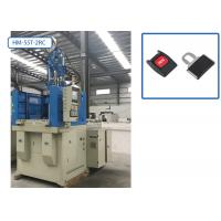 HM-55T-2RC Hydraulic Injection Moulding Machine 2 Cavities With Rotary Table Manufactures