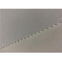 100% Nylon Cationic Fabric High Chemical Resistance Bright Gloss Smooth Touch Manufactures