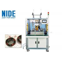 China Automatic Needle Coil Winding Machine Customized For Double - Station Bldc on sale